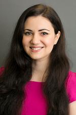 Headshot of Andra Serban