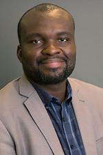 Headshot of Gerald Onwujekwe