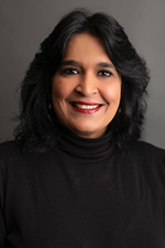 Headshot of Amita Goyal Chin