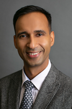 Headshot of Manu Gupta