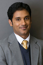 Headshot of Manoj Thomas