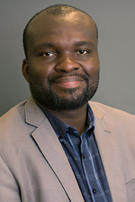 Headshot of Gerald Onwujekwe