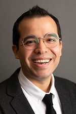 Headshot of Cesar Zamudio